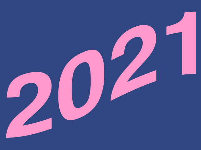 2020年の反省と2021年のイキゴミ