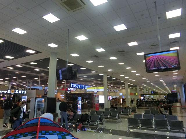 モスクワ シェレメーチエヴォ国際空港
